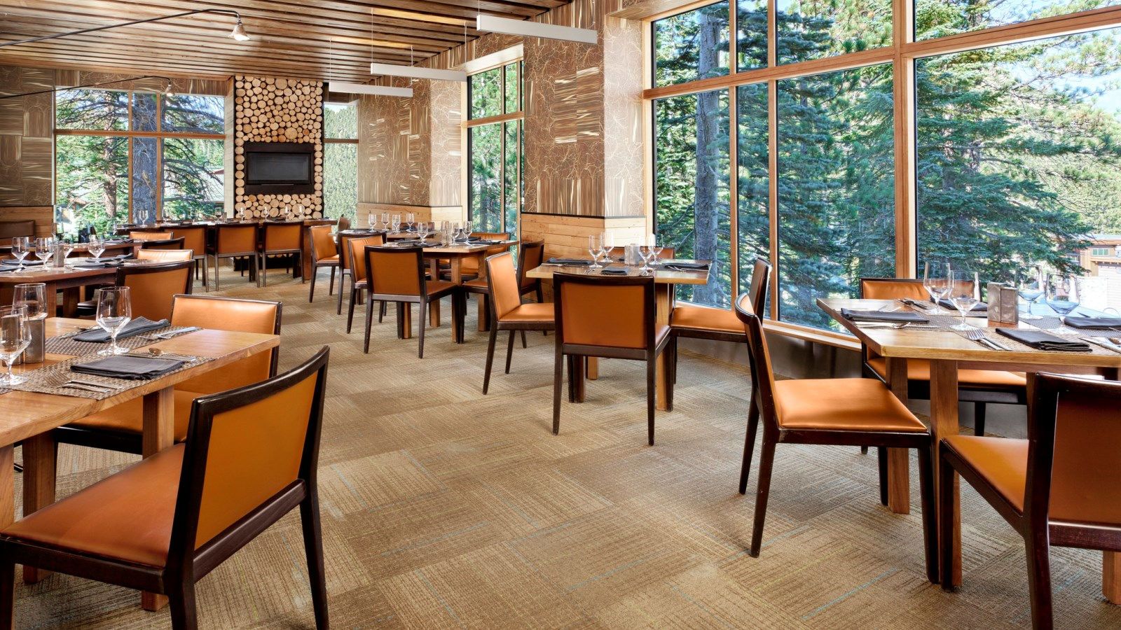 Mammoth Lakes Restaurants - Whitebark