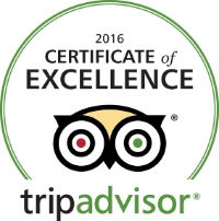 Mammoth Resort Amenities - TripAdvisor 2016 Certificate of Excellence
