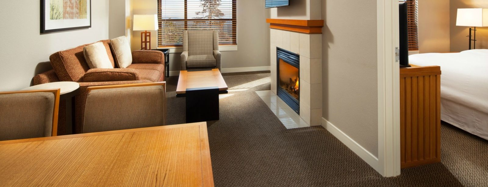 One-Bedroom Suites | The Westin Monache Resort, Mammoth